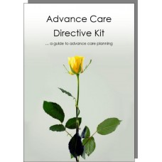 Advance Care Directive Kit for two people